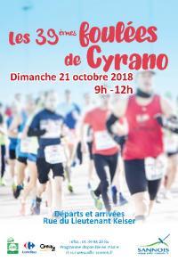 Prise en charge ostéopathique des coureurs durant les foulées de Cyrano 2018 à Sannois